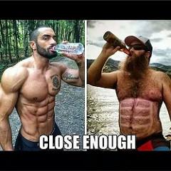Close enough my ass! Lol!